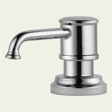 64025lf brizo single handle pull kitchen faucet with