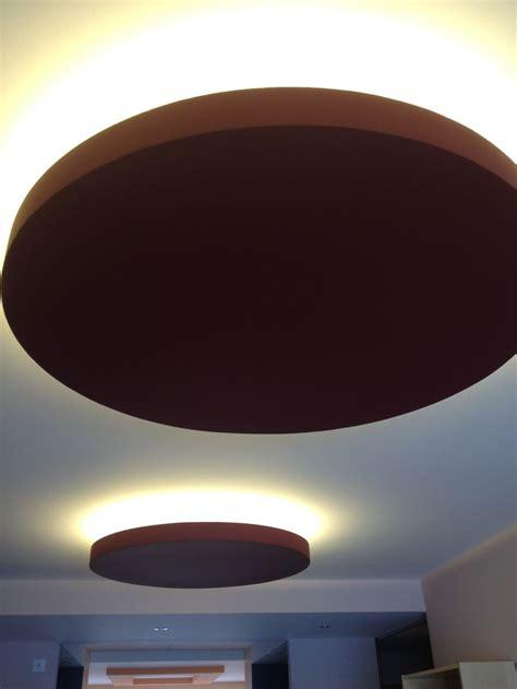 Dijamin Dekorasi Rumah Magnetic Floating Globe tira de leds en techo bajado con forma circular luz indirecta pisos con iluminaci 243 n led de