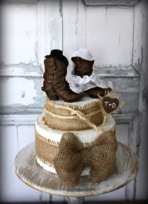 cowboy boots boots wedding cake by morganthecreator