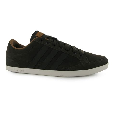 adidas caflaire suede trainers mens brown timber casual sneakers shoes footwear ebay
