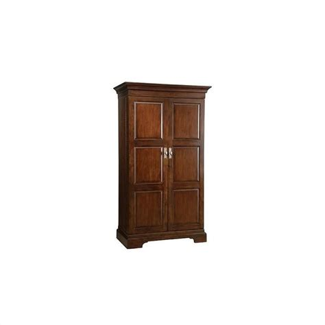 Howard Miller Bar Cabinet Howard Miller Sonoma Hide A Home Bar Wine Cabinet In Americana Cherry 695064