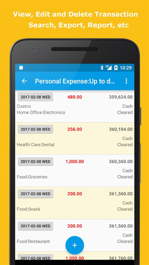 maneger apk expense manager apk android finance apps