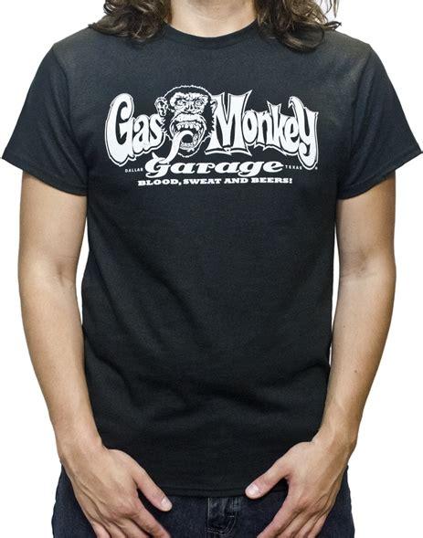 Gas Monkey Garage Equipped Size L blood sweat n beers shoprockamerica