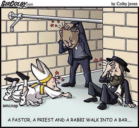 a walks into a bar a novel vintage international books a pastor priest and rabbi walk into a bar