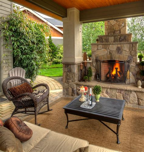 top  stunning fireplaces  luxury outdoor living