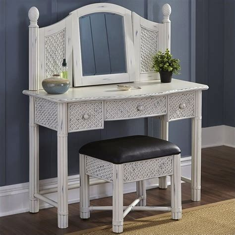 marco island vanity and bench in white 5548 72
