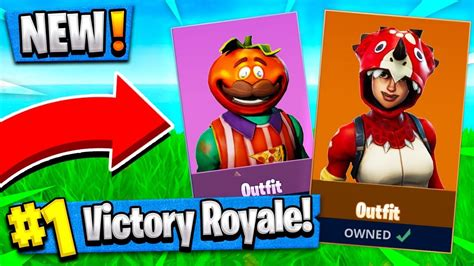 fortnite tomato skin all new secret skins quot tricera ops quot quot tomatohead quot skin
