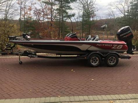 nitro bass boat rigging 2014 nitro z8 boats for sale