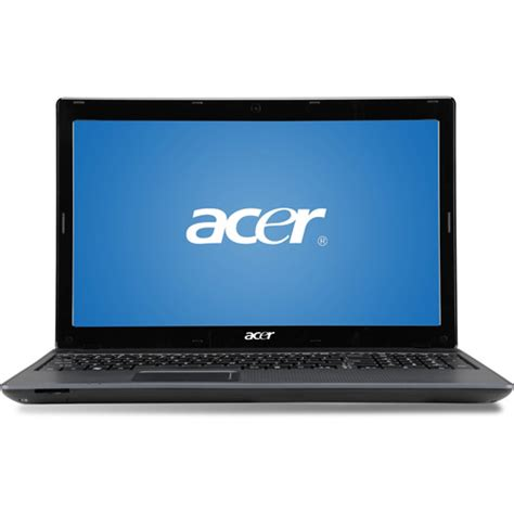 Laptop Acer Z14 acer aspire 5733 western office equipment