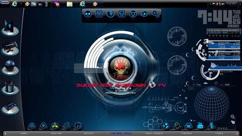pc themes technology alien technology themes 2011 by jeromegamit on deviantart