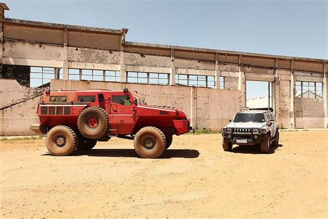 armored hummer top gear the marauder a totally south