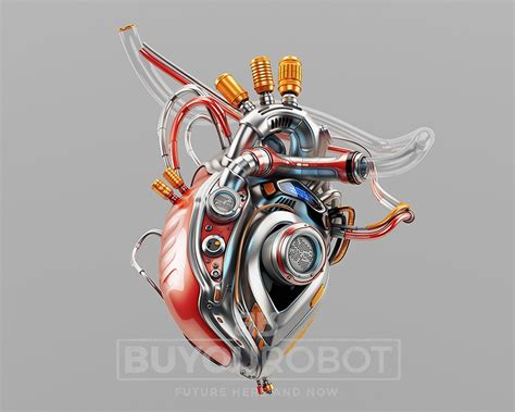 heart buy your robotbuyourobot