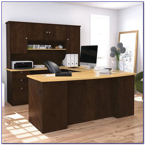 U Shaped Office Desk Plans Download Page Home Design U Shaped Desk Plans