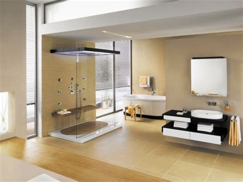 Modern Style Bathroom Contemporary Bathrooms For Modern Houses Decozilla