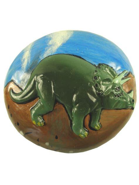 Dinosaur Door Knobs by Triceraptops Dinosaur Childrens Cabinet Handle Knob From