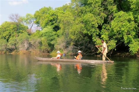 okavango river boats mokoro boat trip on the okavango river
