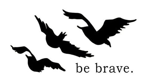 tris bird tattoo three ravens divergent je ne sais quoi