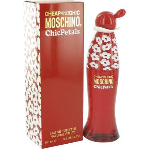 Parfum Original Moschino Chic Petals cheap chic petals perfume for by moschino