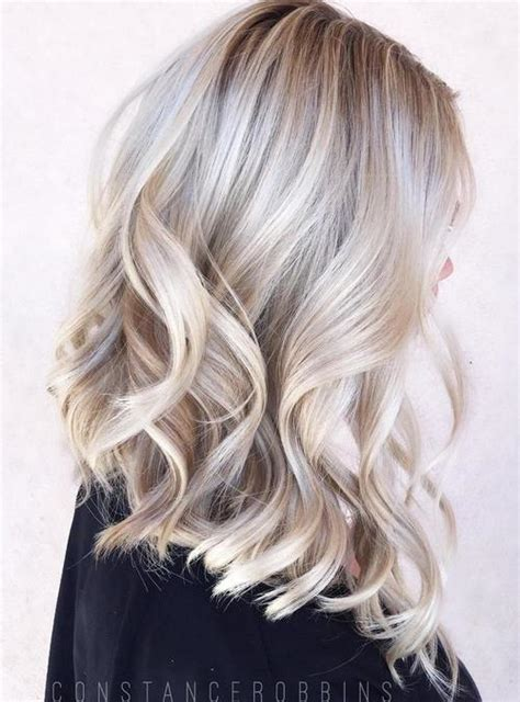 beautiful brunette hair with platinum highlights pictures hot trebd 2015 40 hair сolor ideas with white and platinum blonde hair