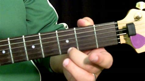 Garageband Guitar Lessons The Open E Pentatonic Scale Guitar Lesson
