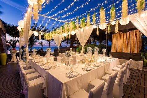 10 Best Wedding Reception Venues In The World