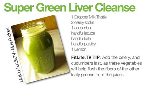 Cheap Liver Detox Recipe by 17 Best Images About Juicing On Spinach