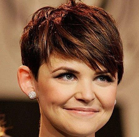 edgy haircuts round faces short hairstyles for round faces
