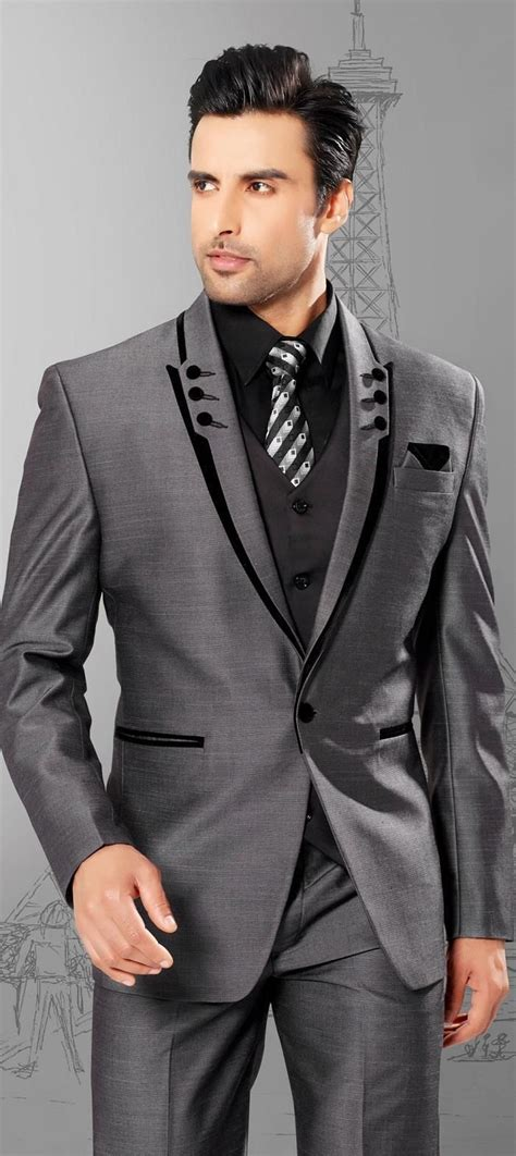 tux or suit for wedding 25 grey wedding suits ideas on grey