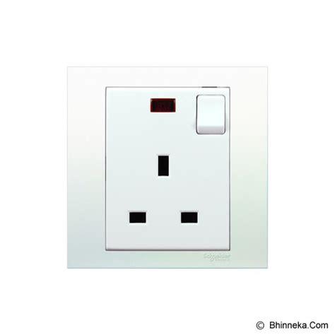 Stop Kontak Clipsal Vivace jual schneider electric vivace kb15n murah bhinneka