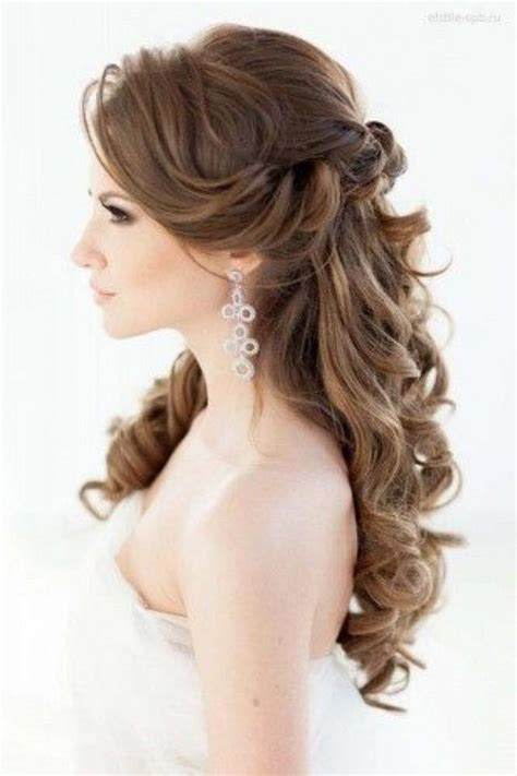 Elegante Frisuren Hochzeit by Wedding Hairstyles Half Up Half 2514098