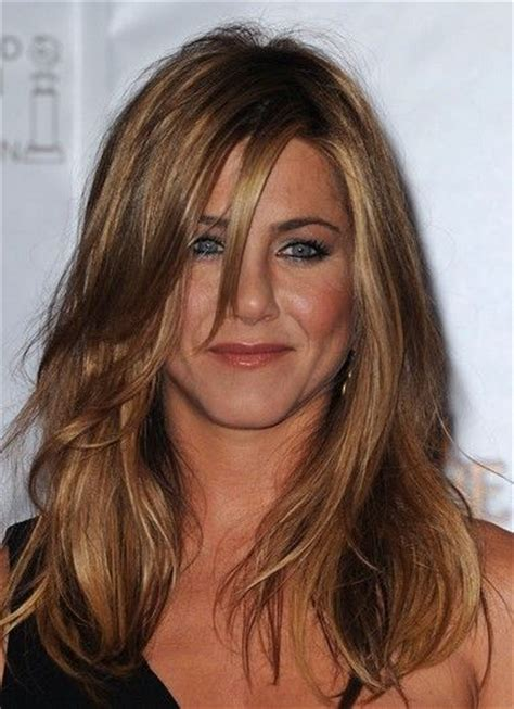 what is the color of hair for jennifer love hewitt long layers jennifer aniston hair color jennifer