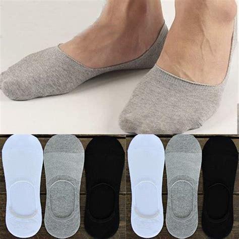Invisible Socks Lace Kaos Kaki Wanita Transparan new cotton true no show socks invisible loafer boat shoe low cut 1 pair kyle keeton s