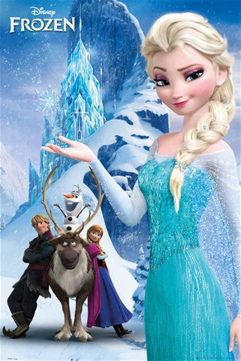 frozen quanti film poster frozen il regno di ghiaccio mountain su