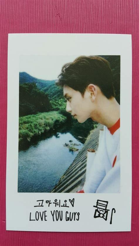 Seventeen Carat 2nd Card seventeen joshua official photocard boys be 2nd mini album