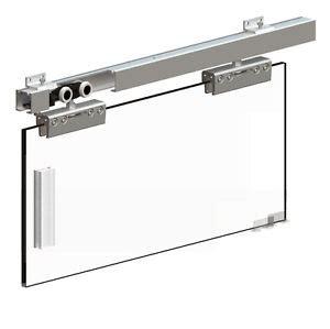 Sliding Glass Door Track System Hercules Glass Sliding Door Gear Set For Sliding Glass Doors 2000m Track 100kg Ebay