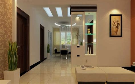 enthralling hall partition designs  decorating ideas