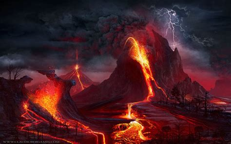 The Yellowstone Armageddon by ClaudioBergamin on DeviantArt