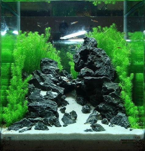 cube aquarium aquascape underwater sand fall aquarium cerca con google