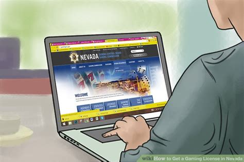Gaming License Background Check 3 Ways To Get A Gaming License In Nevada Wikihow