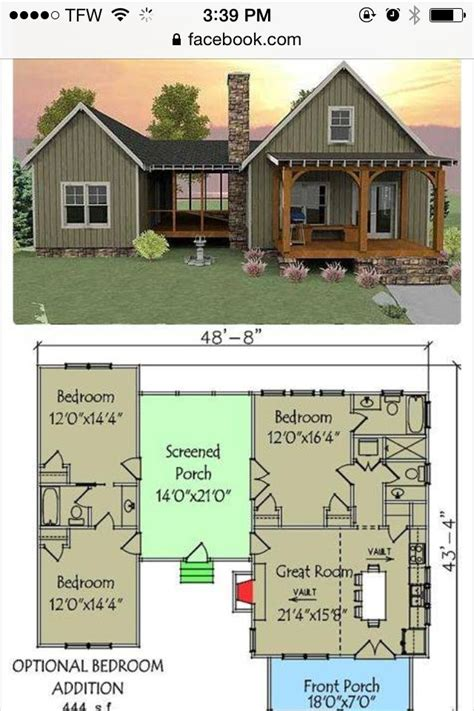 Small House Plans Alberta 25 Best Ideas About 2 Bedroom House Plans On