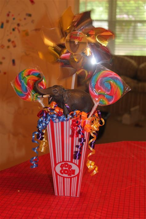 17 Best Images About Circus Theme On Pinterest Straws Vintage Circus Centerpieces