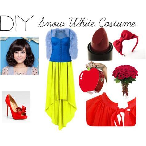 Handmade Snow White Costume - the 25 best diy snow white costume ideas on