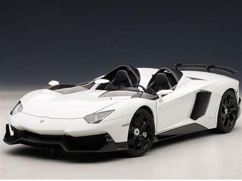 1 18 scale signature lamborghini aventador j black 1 18 scale signature lamborghini aventador j white autoart diecast model car ebay