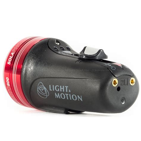 Light Motion Sola 800 Photo Focus Light