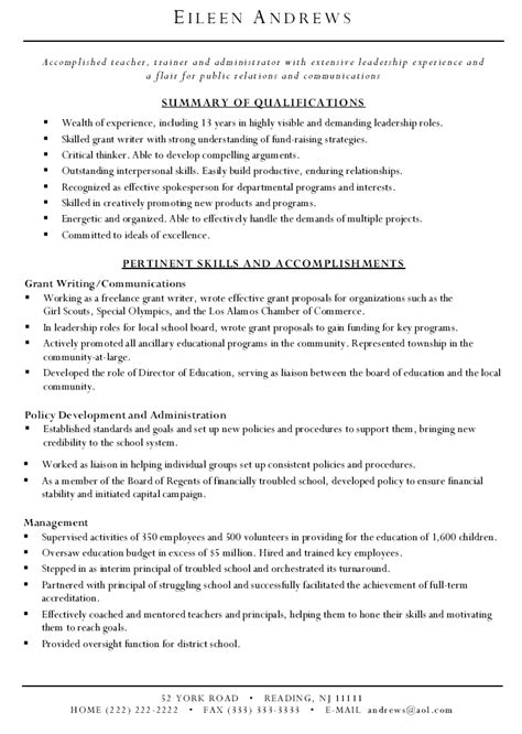 Writing a Resume   Resume Cv