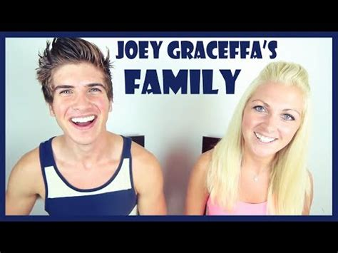 Mv Family joey graceffa s family mv