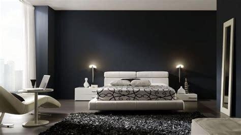 paredes negras muebles blancos casa web