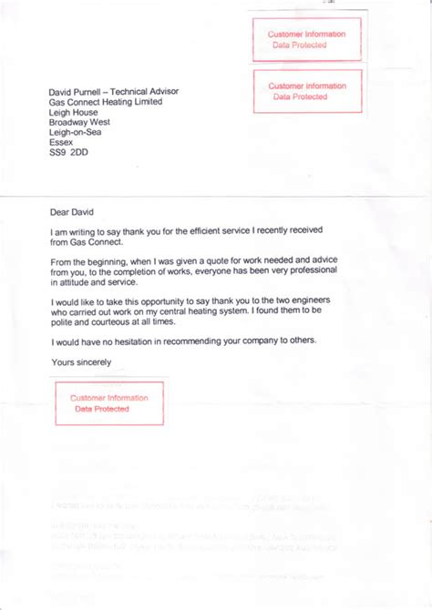 Service Information Letter Honeywell Condensing Boilers Gas Connect Heating Essex