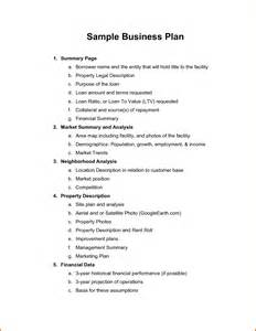 business plan report template business report template business report free premium