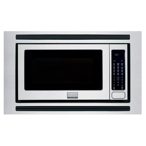 frigidaire gallery 2 0 cu ft microwave in stainless